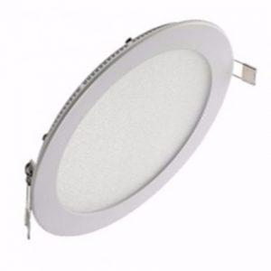 Luminária LED Embutir Redonda