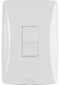 Interruptor Paralelo 1 Tecla Petra – 81002V